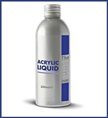 Liquido acrilico per unghie monomero