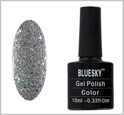 Glitter per unghie semipermanente