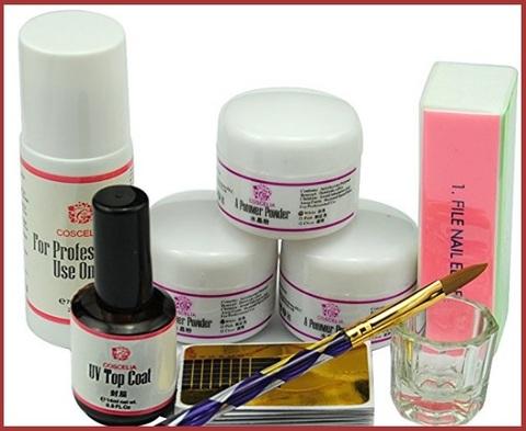 Liquido acrilico unghie kit