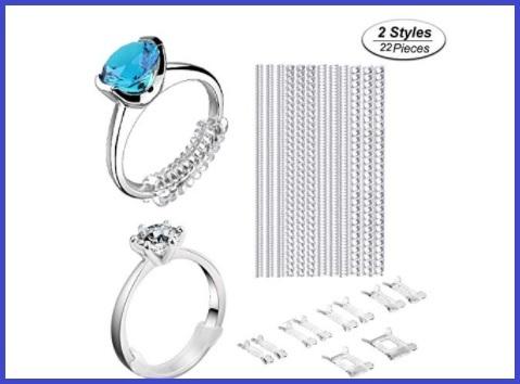 Riduttore argento per anelli