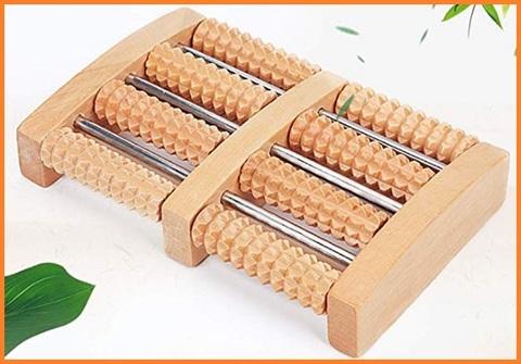 Riflessologia plantare legno