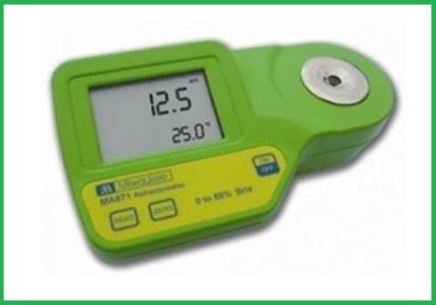 Rifrattometro Brix Digitale