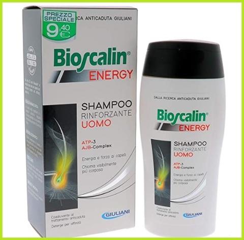 Shampoo Rinforzante Anticaduta Uomo
