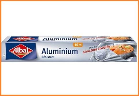 Rotoli alimenti alluminio cucina