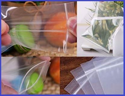 Rotolo sacchetti plastica