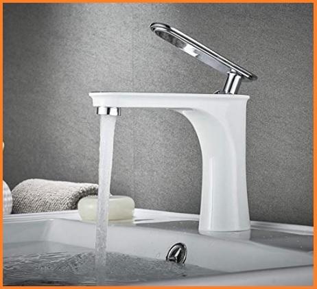 Monoleva rubinetto per il bagno elegante e moderno