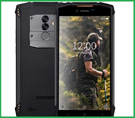 Rugged Smartphone Blackview
