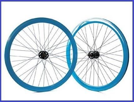 Ruote bici scatto fisso