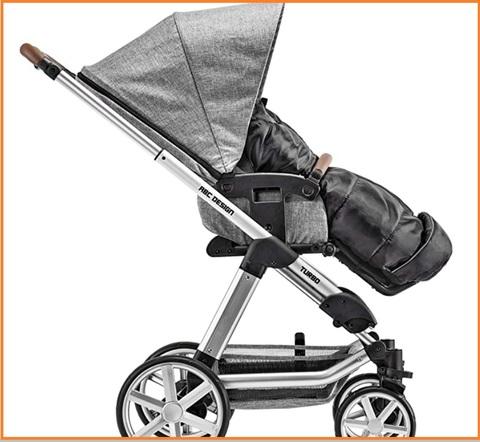 Sacco nanna invernale neonato passeggino