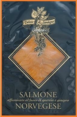 Salmone affumicato a fette scozzese vendita