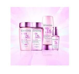 Cristalliste shampoo latte e serum