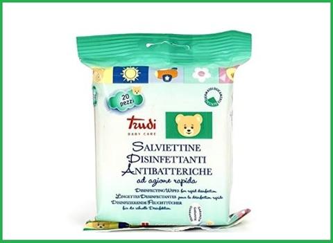 Trudi salviettine disinfettanti antibatteriche