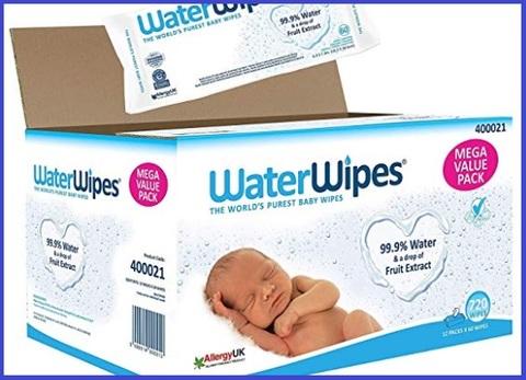 Migliori salviette umidificate neonato