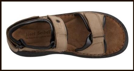 Sandali da uomo eleganti e classici in pelle