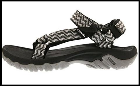 Sandali da donna sportivi