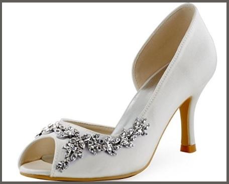 Sandalo argento da cerimonia