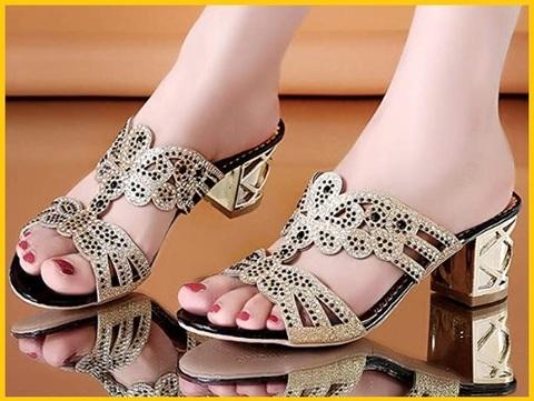 Sandali gioiello swarovski