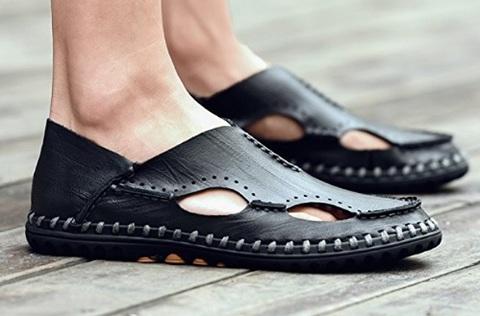 Sandali uomo eleganti