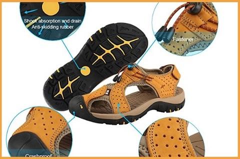 Sandali uomo sportivi