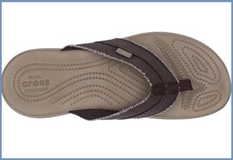 Calzature crocs sandalo