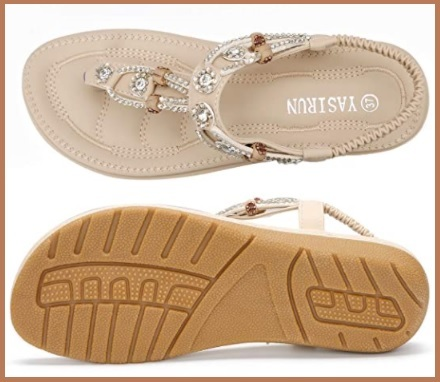 Sandali gioielli da donna