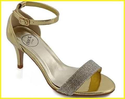 Sandalo gioiello oro