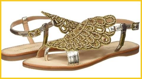 Sandali gioielli oro donna