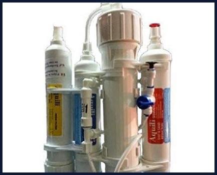 Impianto osmosi inversa per il trattamento dell'acqua