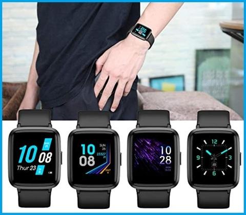 Smartwatch Con Saturimetro Smartphone