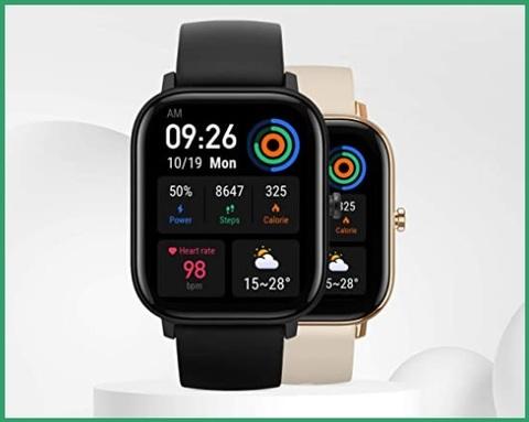 Smartwatch Saturimetro Ossigeno