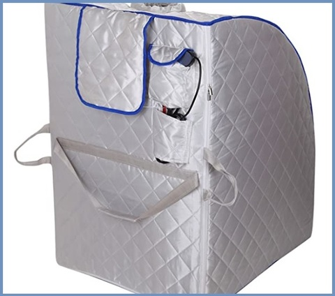 Sauna infrarossi portatile