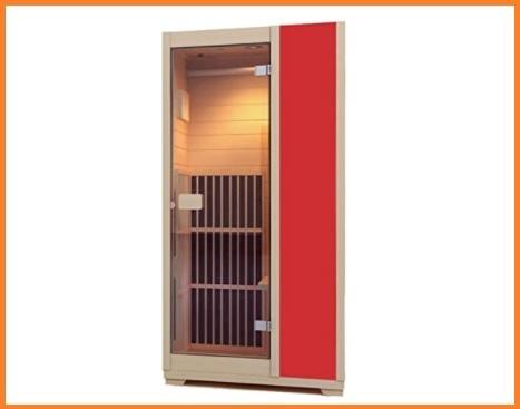Sauna a infrarossi professionale