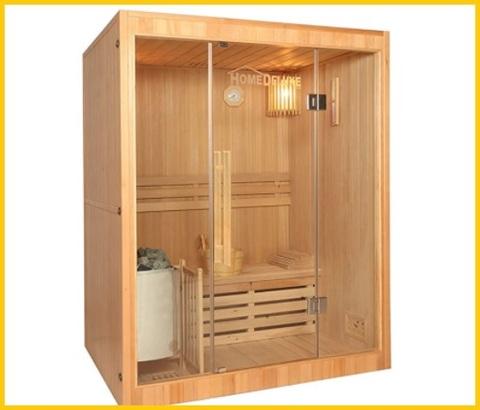 Sauna esterna filandese