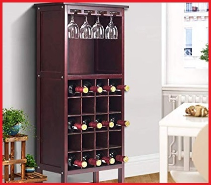 Scaffale portabottiglie vino