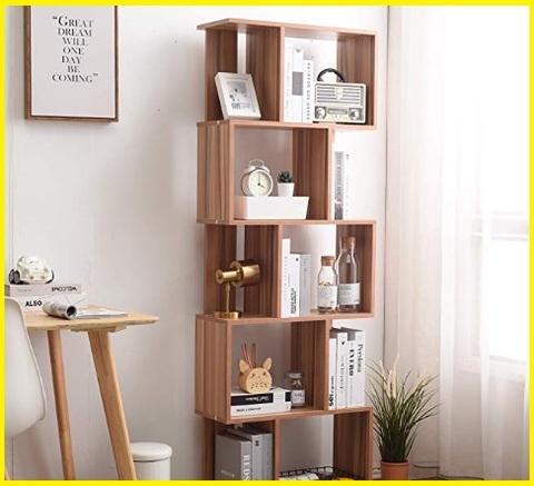 Scaffale libreria legno