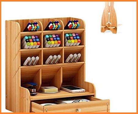 Scaffale organizer ufficio
