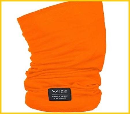 Scaldacollo arancione fluo