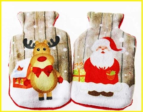 Scaldamani riutilizzabile natalizio