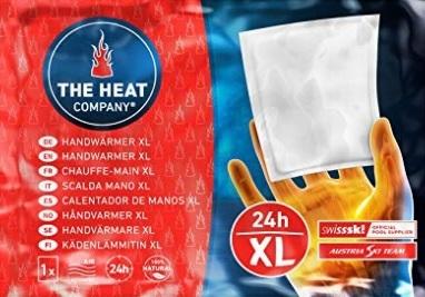Scaldamani xl extra caldo