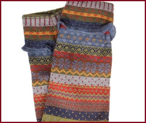 Scaldamuscoli donna lana merino