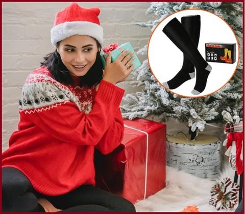 Scaldapiedi calzini uomo