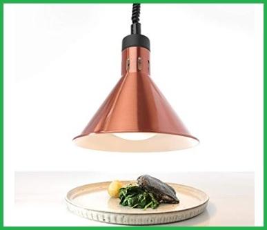 Scaldavivande lampada regolabile
