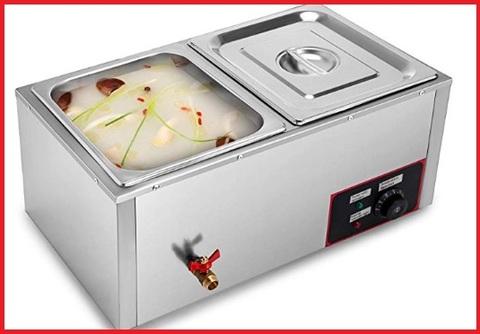 Scaldavivande elettrico professionale catering