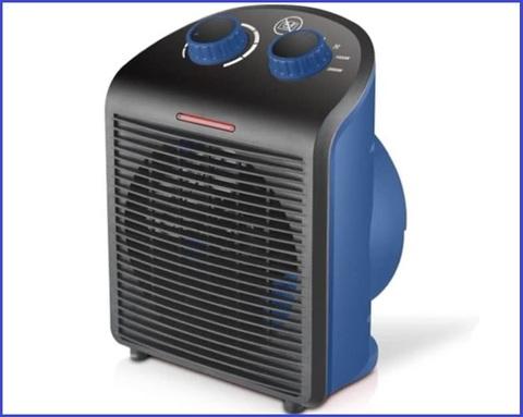 Scaldino portatile termoventilatore