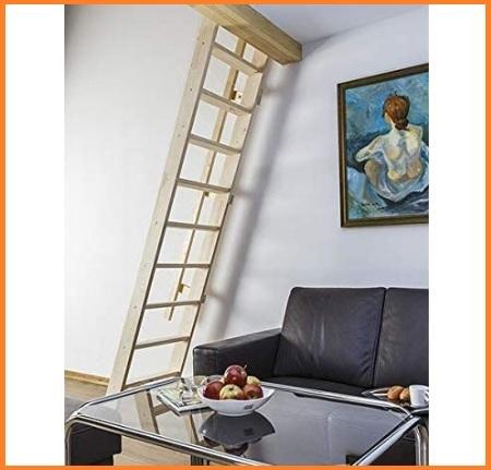 Scala in legno per interni