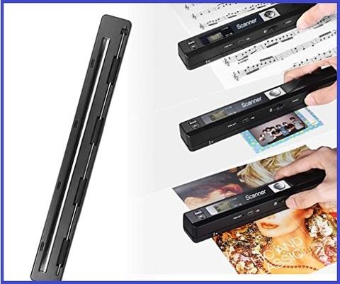Scanner portatile a4