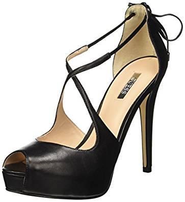 Scarpe con tacco sandalo femminile elegante e raffinato