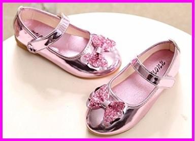 Scarpe bambina eleganti con tacco
