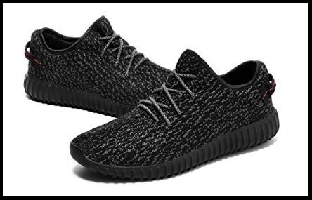Scarpe da uomo sneakers nere