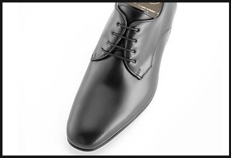 Scarpe classiche rialzate